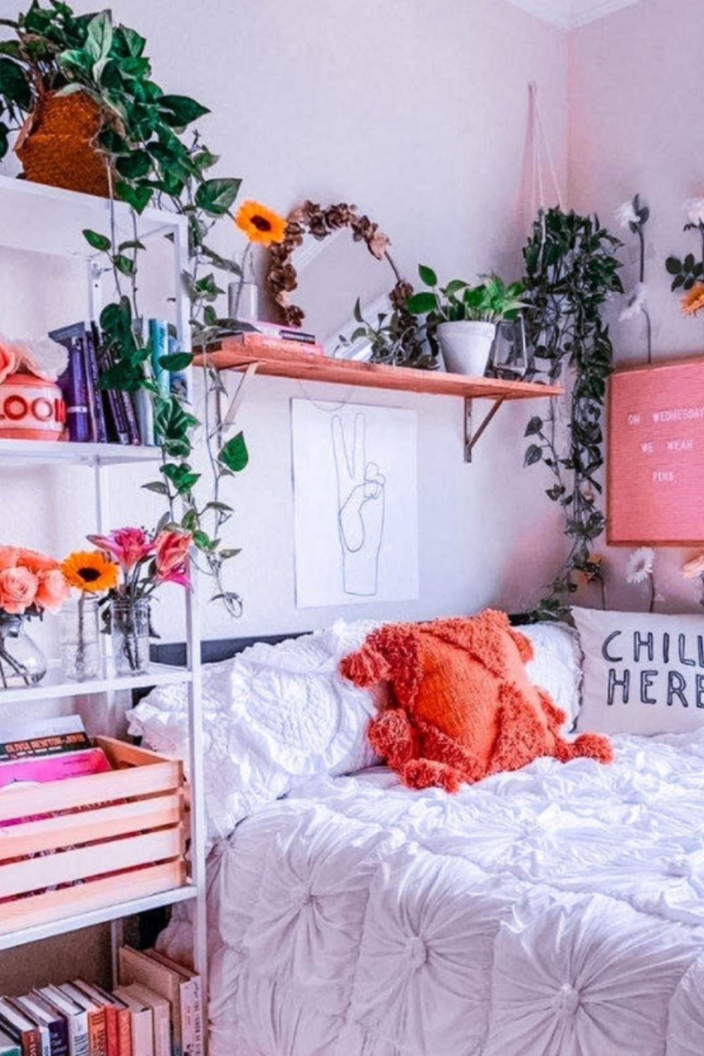 Amazing Aesthetics Room Decor Ideas for Youngs' Apartments 2021