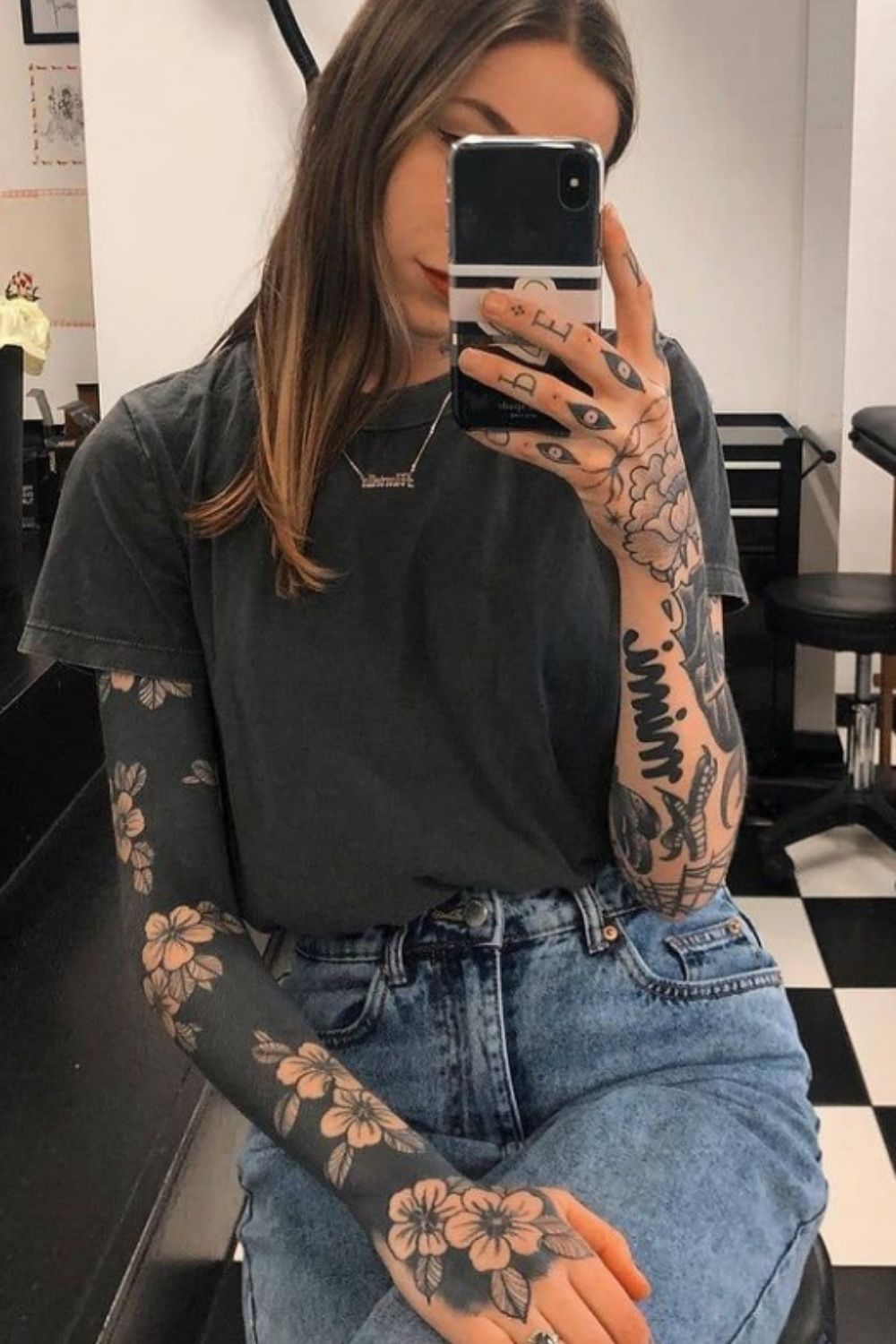 40+  Unique Sleeve Tattoo for Cool Girls