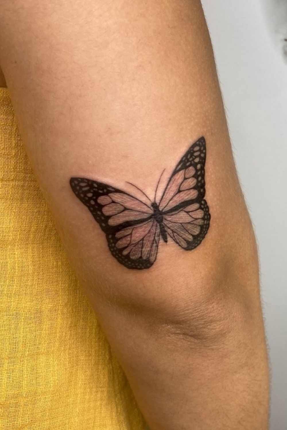 40+ Amazing Butterfly Hand Tattoo Designs For Women You must Look