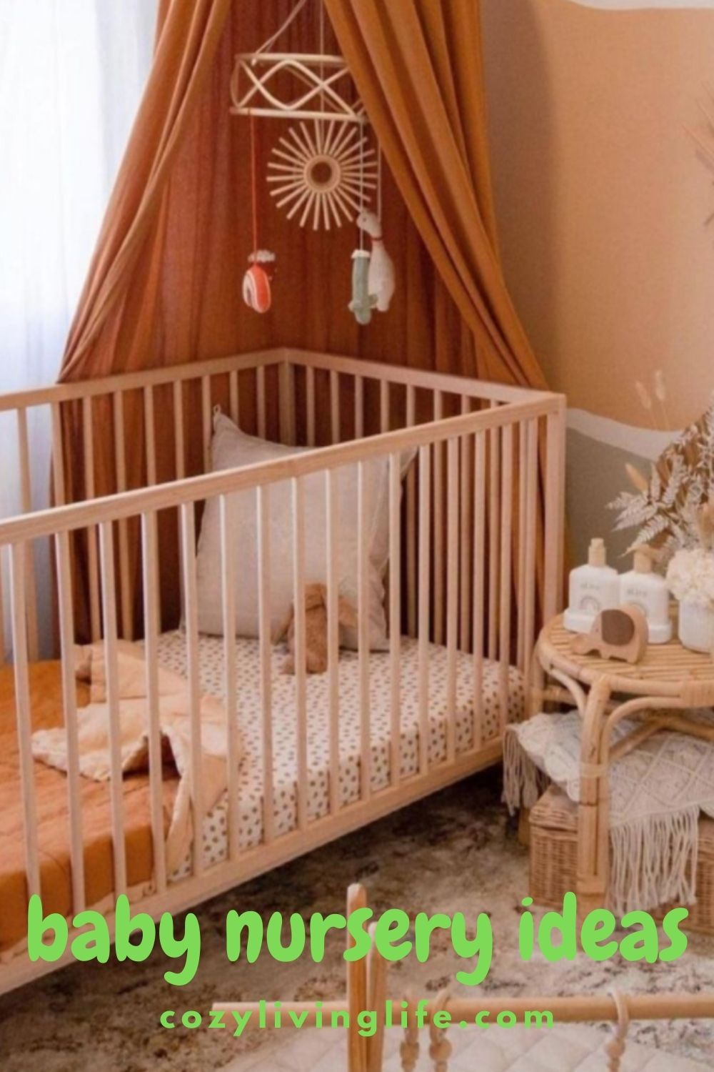 35 Best baby nursery ideas to Help You Get Ready for Parenthood