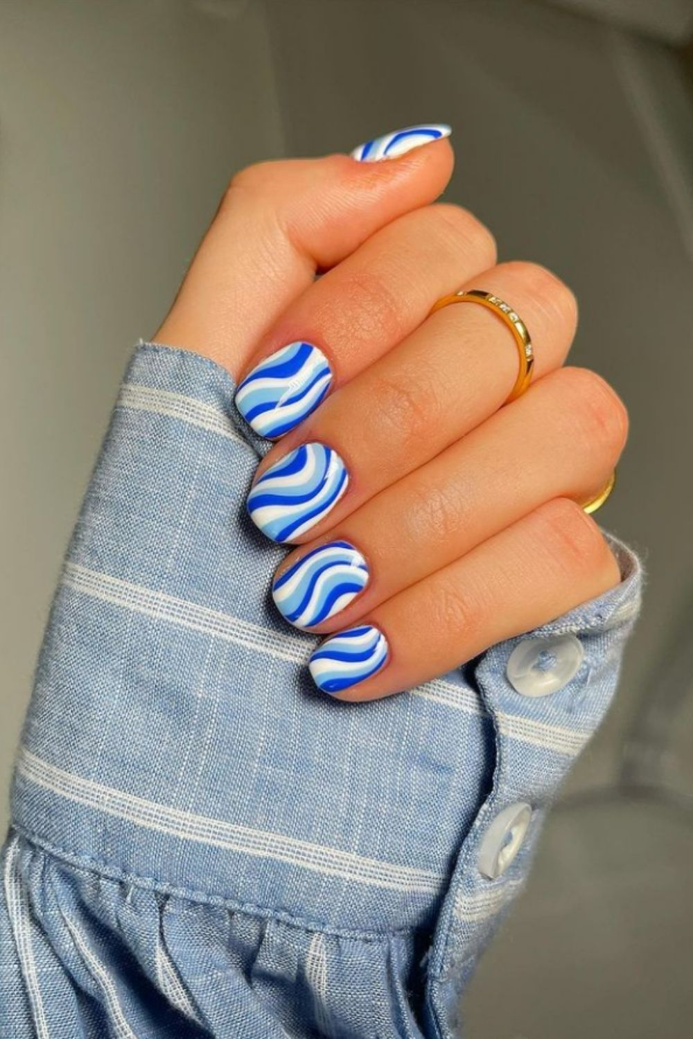 30 Short square acrylic nails That Don't Need Length to Be Fabulous