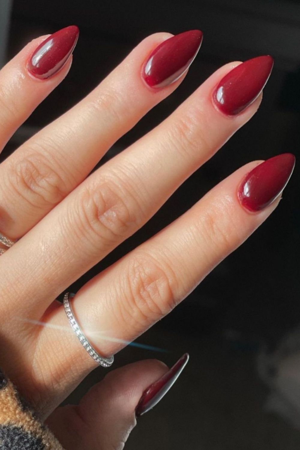 40 Trendy fall nails design ideas and acrylic nails trend 2021
