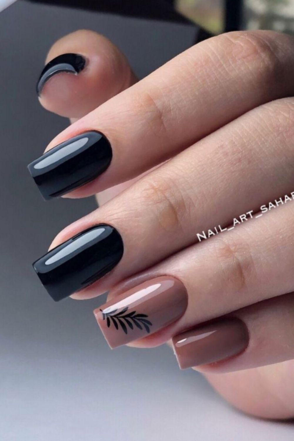 Fashion Gel nail art designs to make your fingers more beautiful