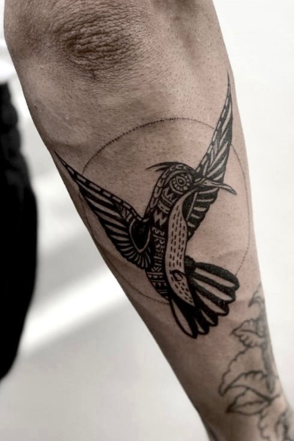 40 Delicate and meaningful hummingbird tattoos