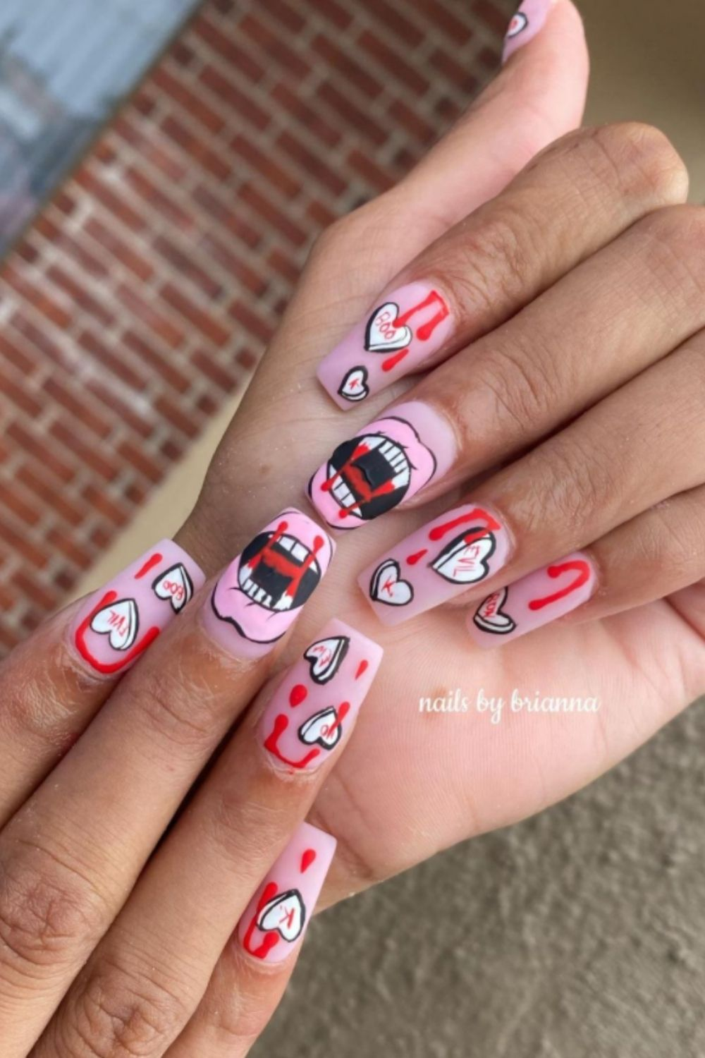 40 Trending Halloween Nail Ideas You'll Actually Want to Wear