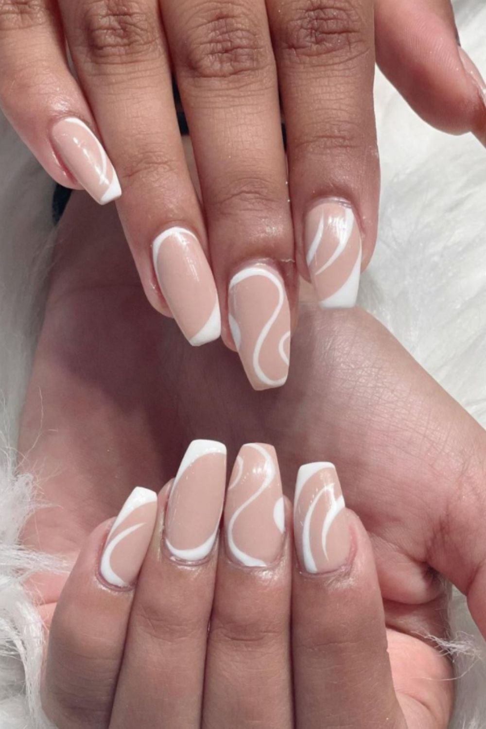 38 Best coffin shape nail designs to try in 2021